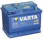Varta Blue Dinamic 60 обр Германия
